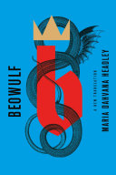 Book cover of Beowulf : a new translation