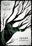 Book cover of Speak : the graphic novel