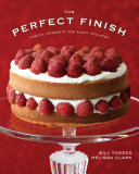 Book cover of The perfect finish : special desserts for every occasion
