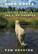 Book cover of Deep Creek : finding hope in the high country