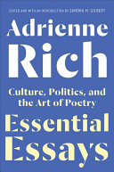 Book cover of Essential essays : culture, politics, and the art of poetry