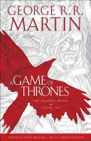 Book cover of A game of thrones : the graphic novel