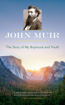 Book cover of The story of my boyhood and youth