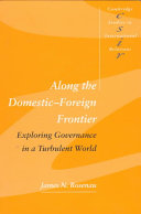 Along the domestic-foreign frontier