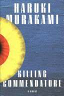 Book cover of Killing Commendatore