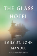Book cover of The glass hotel