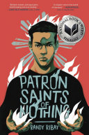 Book cover of Patron saints of nothing