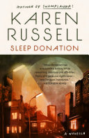 Book cover of Sleep donation