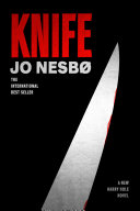 Book cover of Knife