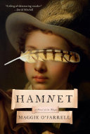Book cover of Hamnet : a novel of the plague