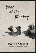 Book cover of Year of the monkey