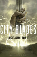 Book cover of City of blades : a novel