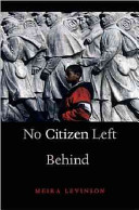 Book cover of No citizen left behind