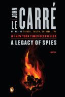 Book cover of A legacy of spies