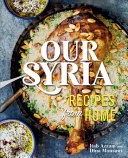 Book cover of Our Syria : recipes from home
