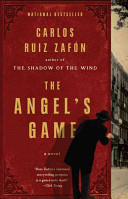 Book cover of The angel's game