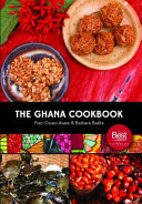 Book cover of The Ghana cookbook