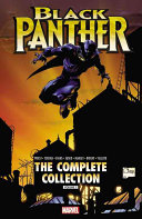 Book cover of Black Panther : the complete collection