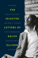 Book cover of The selected letters of Ralph Ellison