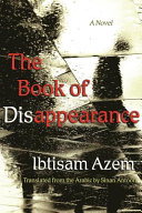 Book cover of The book of disappearance : a novel