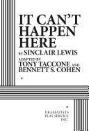 Book cover of It can't happen here