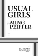 Book cover of Usual girls