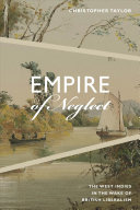 Book cover of Empire of neglect : the West Indies in the wake of British liberalism