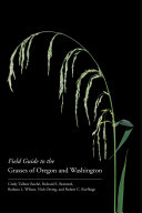 Book cover of Field guide to the grasses of Oregon and Washington