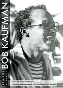 Book cover of Collected poems of Bob Kaufman