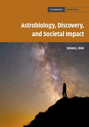 Book cover of Astrobiology, discovery, and societal impact