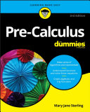 Book cover of Pre-calculus