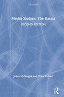 Book cover of Media studies : the basics