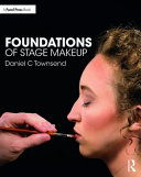 Book cover of Foundations of stage makeup