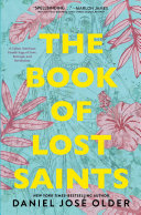 Book cover of The book of lost saints