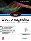 Book cover of Electromagnetics