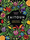 Book cover of Zaitoun : recipes from the Palestinian kitchen
