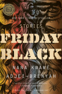 Book cover of Friday black