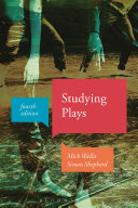 Book cover of Studying plays