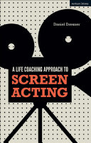 Book cover of A life-coaching approach to screen acting