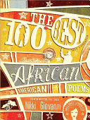 Book cover of The 100 best African American poems : (*but I cheated)