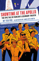 Book cover of Showtime at the Apollo : the epic tale of Harlem's legendary theater