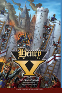 Book cover of Henry V : the graphic novel