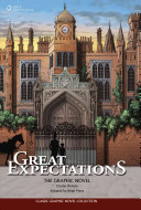 Book cover of Great expectations : the graphic novel