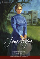 Book cover of Jane Eyre : the graphic novel