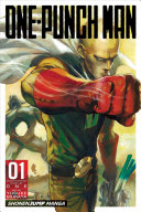 Book cover of One-punch man. Volume 1
