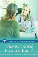 Book cover of Transgender health issues