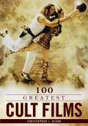 Book cover of 100 greatest cult films