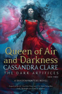 Book cover of Queen of air and darkness