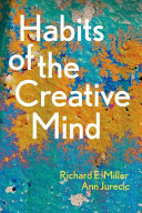 Book cover of Habits of the creative mind