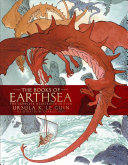 Book cover of The books of Earthsea